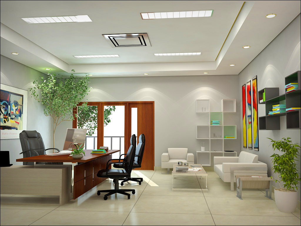 Top class reliable world class famous luxurious interiors for Office interior design ideas