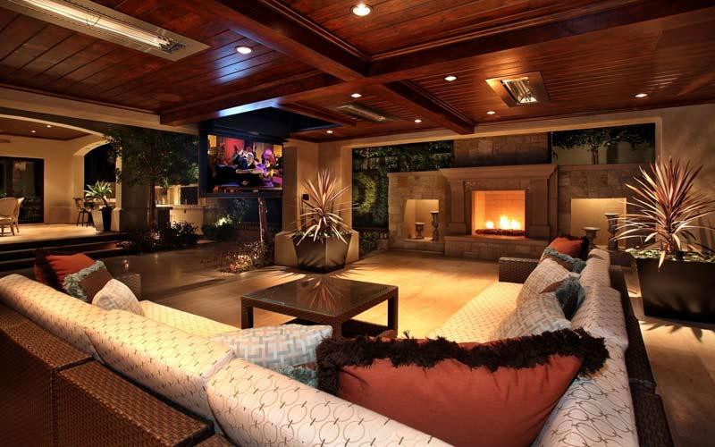 Top Luxury Interior Designer For Hotel Restuarant Food
