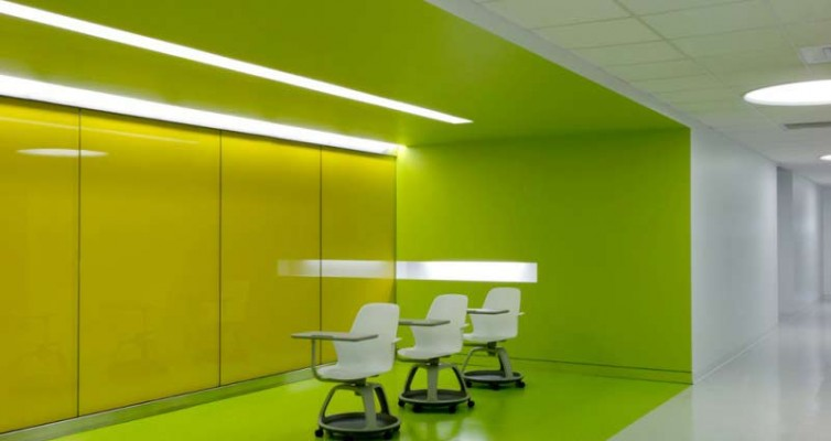 hospital construction work in delhi gurgaon interiors designers