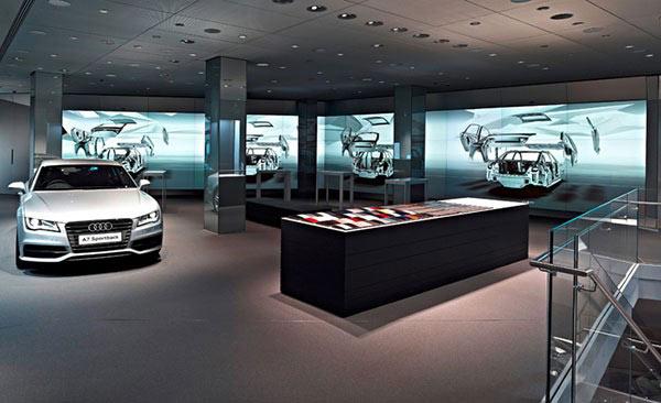 top-class-interior-designer-for-oudi-showroom